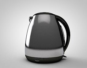 Kettle -high quality detailed model 3D