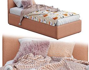 3D model Bonaldo Single beds Titti 2