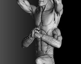 Prince Goro 3D model