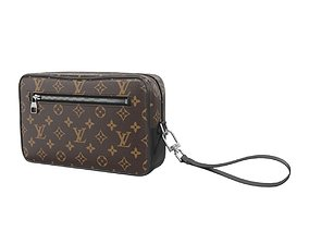 Louis Vuitton Clutch 3D model