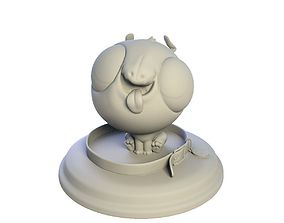 Desktop figure Buddy 3D printable model