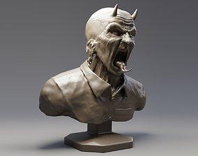 Anger 3D print model