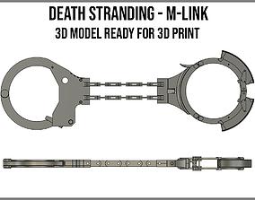 3D print model M-Link - Death Stranding Handcuffs
