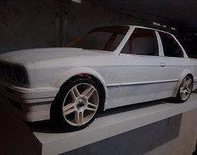 3D printable model Hard Body scale rc 1 10 car drift - 2