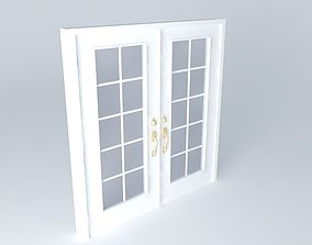 portaedson 3D model simple