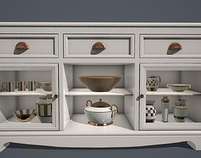 Sideboard PBR 3D asset