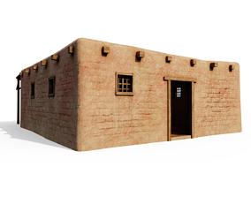 Common Hut 3D model