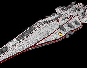 3D Phalanx - Battle Cruiser battle