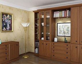 3D model archviz Modern Living Room