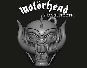 Motorhead Snaggletooth lemmy 3D print model