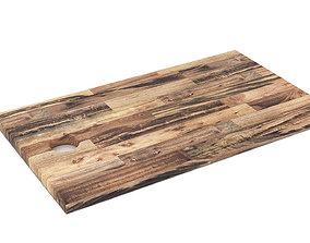 Chopping Board 2 3D model