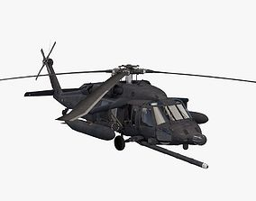 UH-60 Blackhawk SOAR 3D model