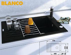 BLANCO ELON XL 6 S-F 3D model