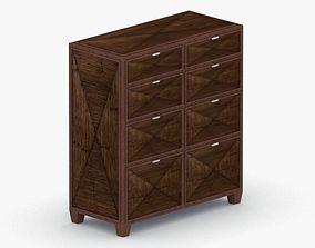 0294 - Dresser 3D model