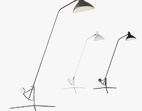 Manti Lightstar Floor lamp 3D