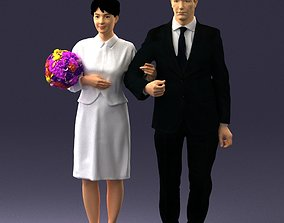 Married couple 0012 3D