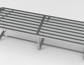 Bench 5 3D printable model