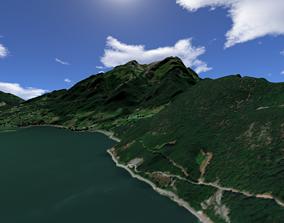 Mount Pilatus Alpnach Switzerland 3D