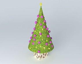 3D model Christmas tree christmas tree
