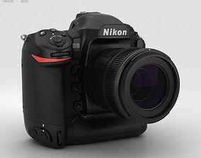3D Nikon D5