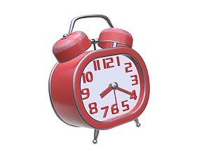 alarm clock 2 3D