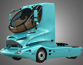 Colani Truck 3D model