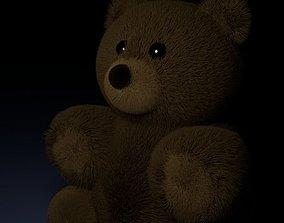 3d model of teddy bear