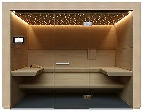 3D Sauna Klafs - Casena
