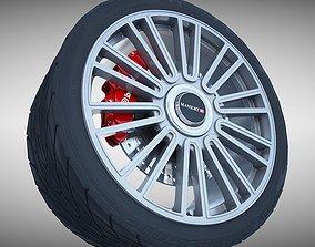 Mansory Wheel 3D
