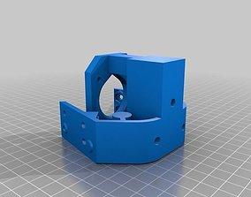 3DR blank motor mount