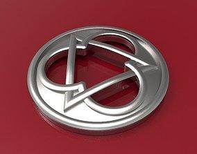 3D printable model Neclase Christian symbol