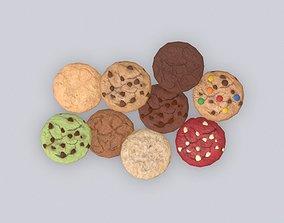 Cookies G76 3D asset