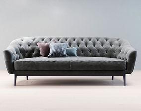 3D Busnelli Amouage Sofa 2180