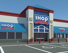 IHOP Restaurant 3D model