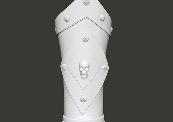 3d print bracers