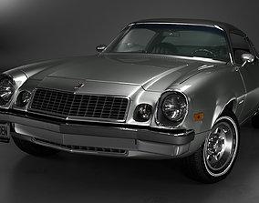 1975 Chevrolet Camaro 3D model