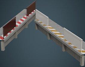 Industrial Platform 2A 3D model
