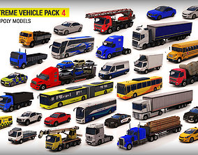 Vehicle Pack 4 3D model