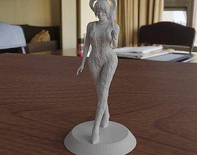 woman Harley Quinn - Bird Of Prey 3D print model