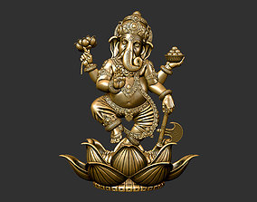 sculptures Ganesha 3D print model