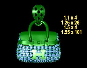 3D printable model PENDANT BAG 4