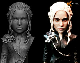 3D print model Game of Thrones - Daenerys Targaryen