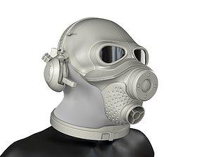 Combine Helmet from Half Life 3D printable model