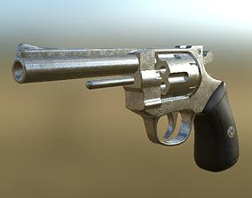 Revolver 02 PBR 3D model