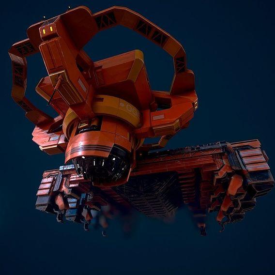 WIP. Spacecraft Design
