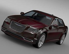 Chrysler 300 Limited LX2 2017 3D model