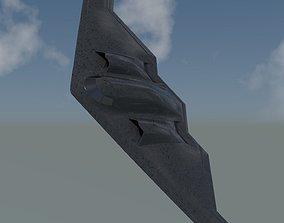 3D asset Northrop Grumman B-2 Spirit