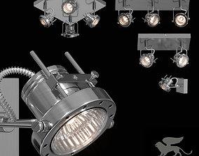 3D model ARTE LAMP COSTRUTTORE