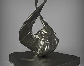 Beksinki s Crescent 3D print model