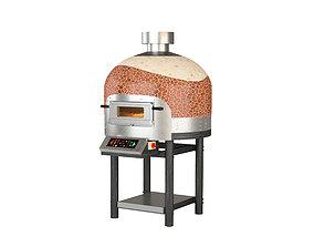 rotating convection oven morello forni FRV Evento 3D